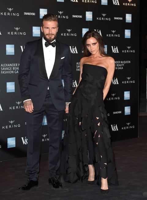 Bất ngờ với cách thể hiện tình yêu dành cho vợ của David Beckham - Ảnh 4