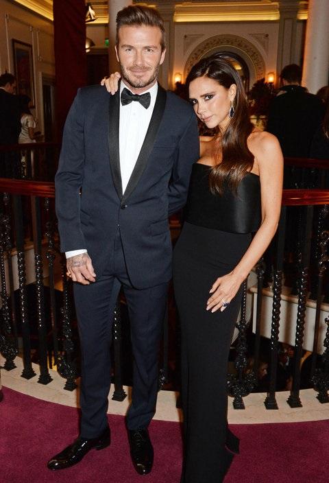 Bất ngờ với cách thể hiện tình yêu dành cho vợ của David Beckham - Ảnh 5