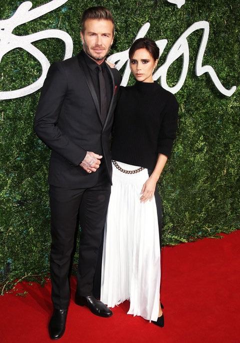 Bất ngờ với cách thể hiện tình yêu dành cho vợ của David Beckham - Ảnh 6