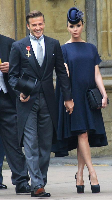 Bất ngờ với cách thể hiện tình yêu dành cho vợ của David Beckham - Ảnh 8