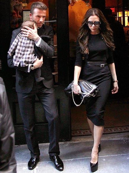 Bất ngờ với cách thể hiện tình yêu dành cho vợ của David Beckham - Ảnh 1