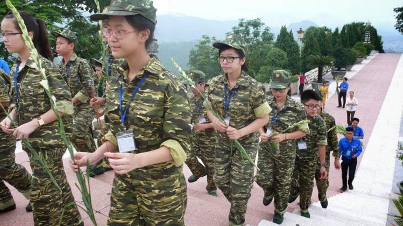 Ưu và nhược điểm của học kỳ quân đội với trẻ nhỏ - Ảnh 2