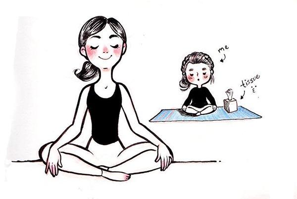 Nỗi khổ muôn đời mà chỉ những người mới tập yoga mới hiểu - Ảnh 13