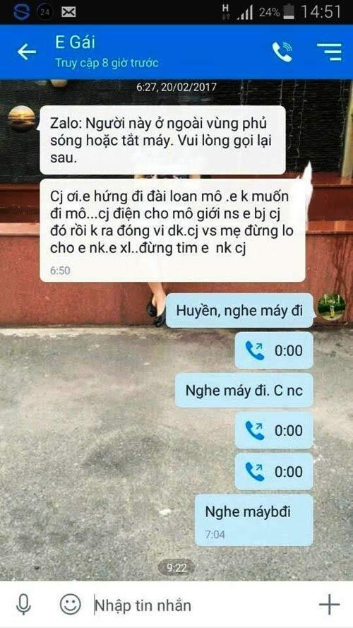 Thiếu nữ xinh đẹp bỗng dưng mất tích bí ẩn ở Hà Nội sau tin nhắn lạ - Ảnh 2