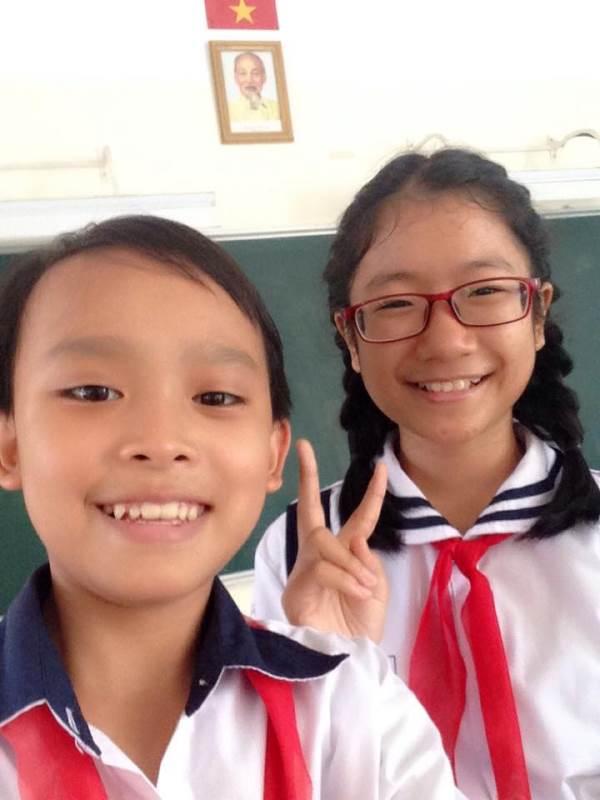 Lộ kết quả sổ liên lạc ở trường chuyên Sài Gòn, bố Hồ Văn Cường phản ứng gây choáng - Ảnh 5
