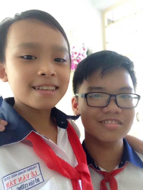 Lộ kết quả sổ liên lạc ở trường chuyên Sài Gòn, bố Hồ Văn Cường phản ứng gây choáng - Ảnh 8