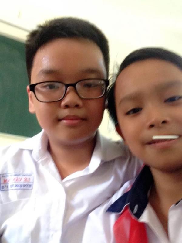 Lộ kết quả sổ liên lạc ở trường chuyên Sài Gòn, bố Hồ Văn Cường phản ứng gây choáng - Ảnh 10