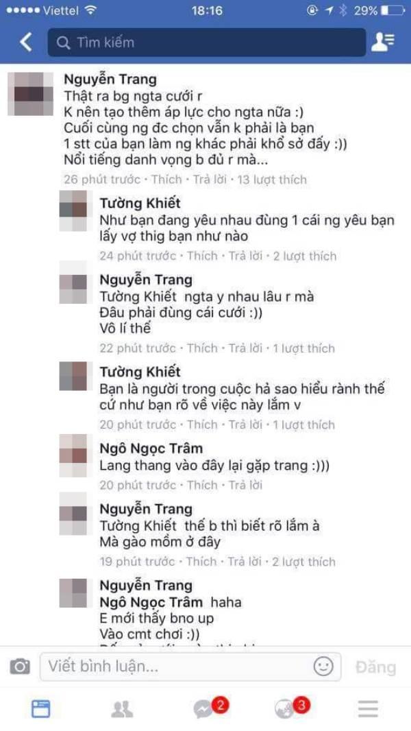 Trấn Thành bất ngờ vào bình luận status của Duy Khánh, 'cô giáo' thổ lộ điều gây sốc - Ảnh 4