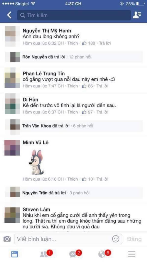 Trấn Thành bất ngờ vào bình luận status của Duy Khánh, 'cô giáo' thổ lộ điều gây sốc - Ảnh 3