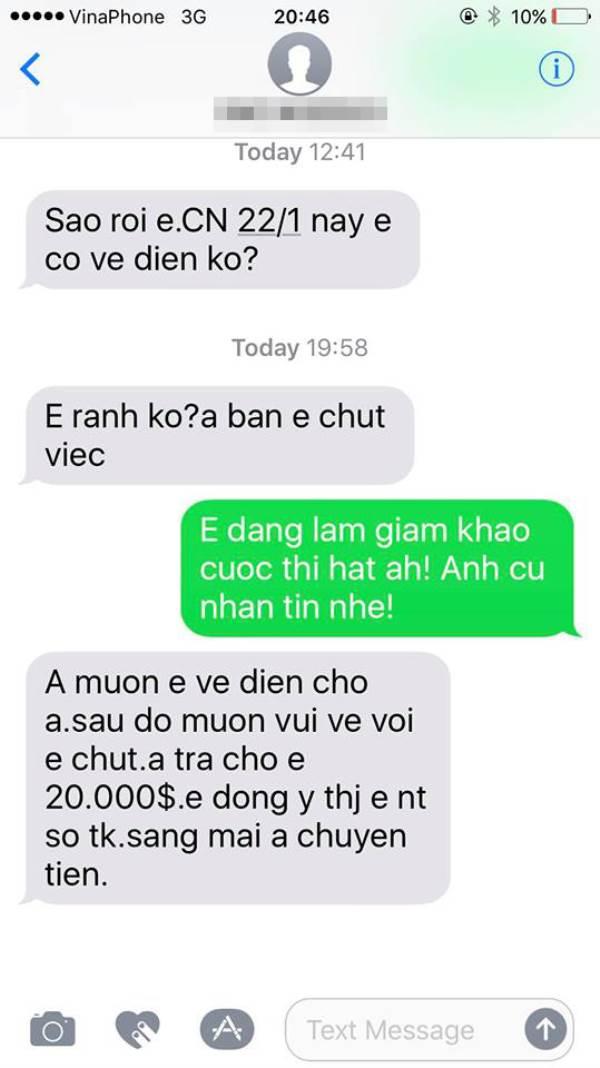 Được mời 'vui vẻ' với giá 20.000 USD, Pha Lê chỉ nhắn lại 1 câu khiến ai cũng choáng - Ảnh 3