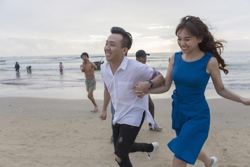 Hariwon tung ảnh cực lãng mạn bên ông xã Trấn Thành trong MV mới - Ảnh 3