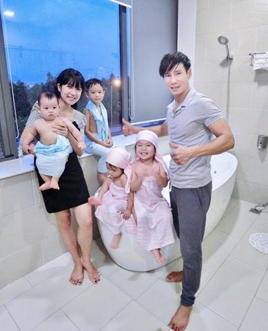 32 tuổi, có 4 con nhưng ai cũng 'choáng' khi xem loạt ảnh này của Minh Hà - Ảnh 5