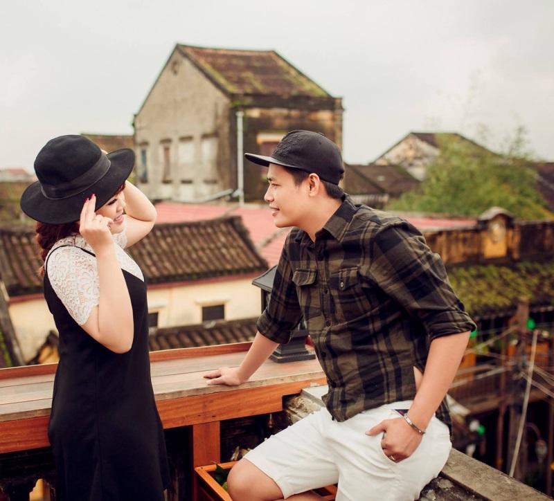 Vừa lãnh 250 triệu đồng, 'Hot boy trà sữa' dẫn 'vợ mập' ra Đà Nẵng chụp ảnh cưới hoành tráng thế này - Ảnh 8