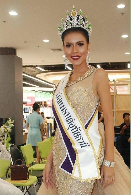 Vừa đăng quang, Hoa hậu Thái Lan chết thảm vì tai nạn kinh hoàng - Ảnh 2