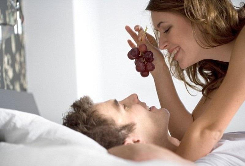 10 loại trái cây tiết lộ 'chuyện ấy' - Ảnh 2