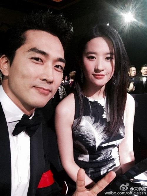 3 năm hò hẹn, chuyện tình Song Seung Hun - Lưu Diệc Phi kết thúc buồn như phim 'Third Love' - Ảnh 7