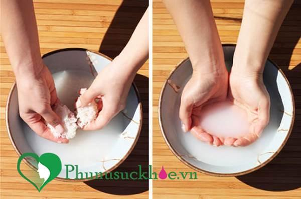 Dùng nước vo gạo theo cách này, da bạn trắng mịn hơn dùng mỹ phẩm - Ảnh 2