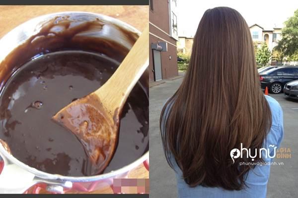 Trộn chanh với thứ này để tự nhuộm tóc nâu ăn Tết, không cần ra tiệm hay dùng thuốc nhuộm - Ảnh 1