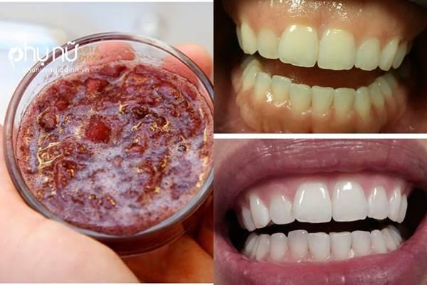 Chà thứ này 5 phút, răng ố vàng thâm niên cũng trở nên trắng bóng khỏi cần nha sỹ - Ảnh 1