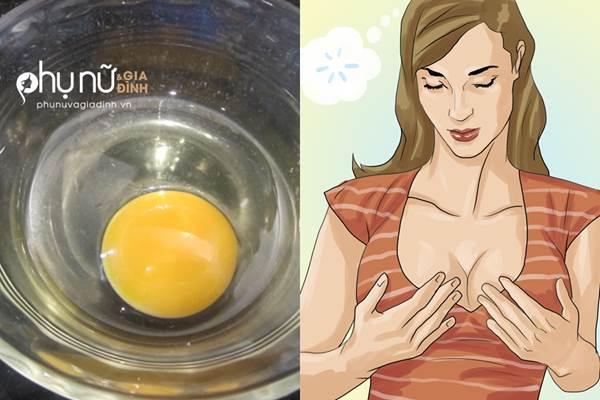 Ăn trứng theo cách này, vòng 1 tăng từ 60-90 không cần đi phẫu thuật - Ảnh 1