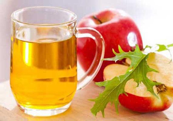 Cách se khít lỗ chân lông hiệu quả bằng giấm táo