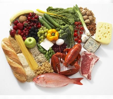 Giảm cân sau sinh hiệu quả nhất bằng cách lựa chọn thực phẩm khoa học.