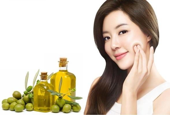 Sức khỏe làm đẹp với dầu oliu dưỡng da đẹp tự nhiên đơn giản tại nhà