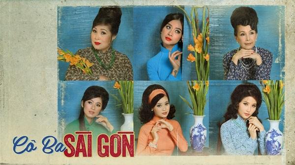 """Sự tham gia góp mặt của nhiều diễn viên """"kỳ cựu"""" đã giúp """"Cô Ba Sài Gòn"""" thành công"""