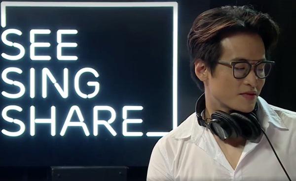 """Dự án cover bài hát """"See Sing Share"""" của Hà Anh Tuấn. Ảnh: internet"""