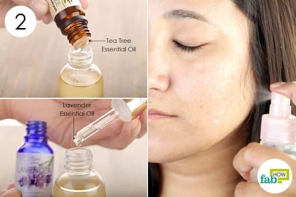 Mách bạn cách chăm sóc da nhờn hiệu quả với nước cân bằng da
