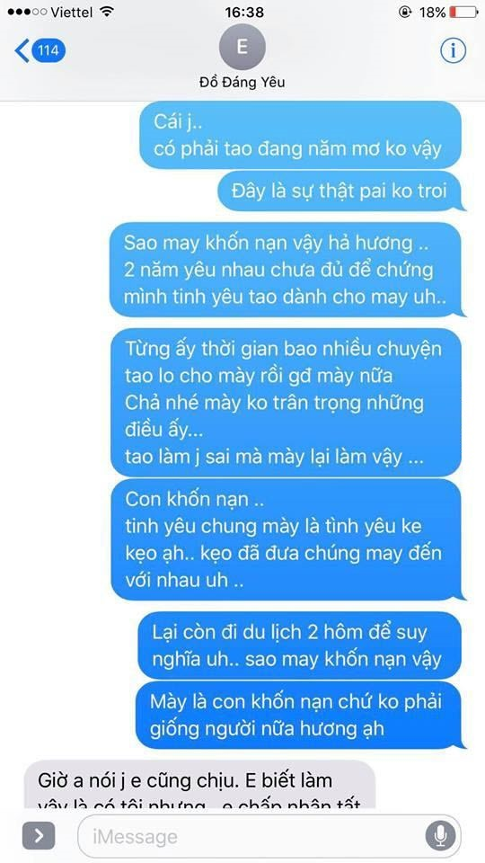 Yêu và sống chung 2 năm, chàng trai Việt bị bạn thân cướp bồ sau 2 tuần - Ảnh 3