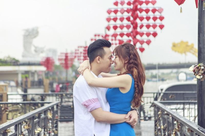 Hariwon tung ảnh cực lãng mạn bên ông xã Trấn Thành trong MV mới - Ảnh 4