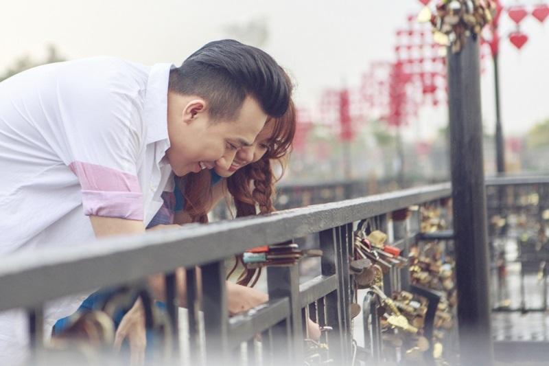 Hariwon tung ảnh cực lãng mạn bên ông xã Trấn Thành trong MV mới - Ảnh 5