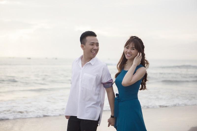 Hariwon tung ảnh cực lãng mạn bên ông xã Trấn Thành trong MV mới - Ảnh 6