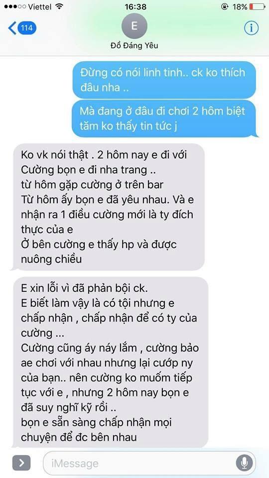 Yêu và sống chung 2 năm, chàng trai Việt bị bạn thân cướp bồ sau 2 tuần - Ảnh 2