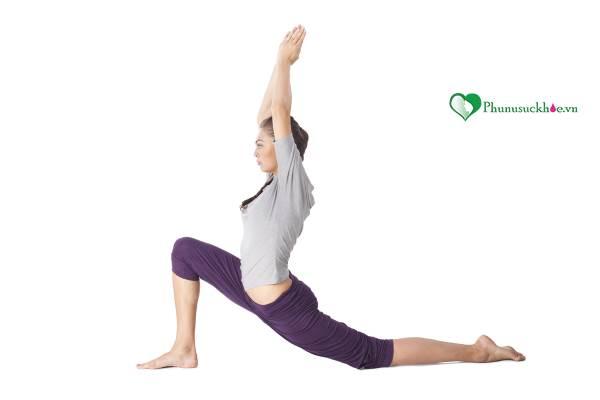 5 tư thế yoga giúp 'chuyện ấy' tuyệt vời hơn - Ảnh 5