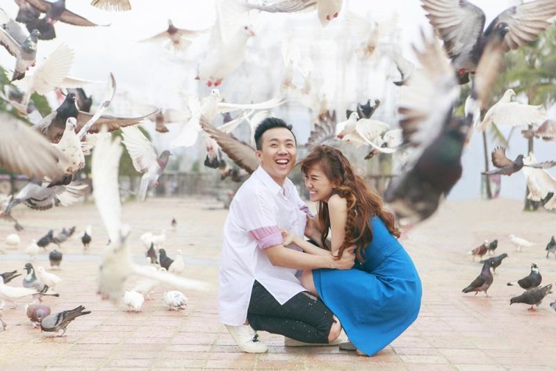 Hariwon tung ảnh cực lãng mạn bên ông xã Trấn Thành trong MV mới - Ảnh 8