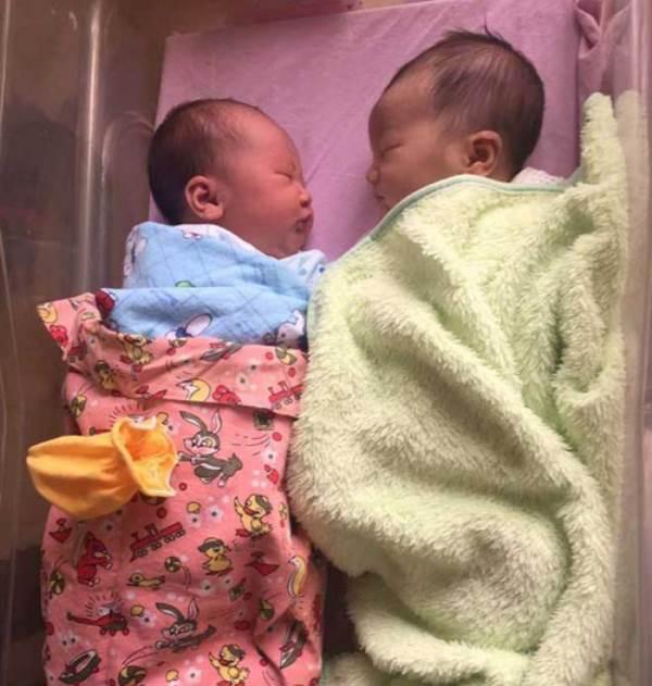 Điều kỳ lạ khó lý giải về chuyện sinh nở của cặp chị em song sinh - Ảnh 3