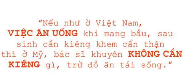 Mang thai, mẹ Việt được chồng chiều hết mực, không một lần phải giặt quần áo - Ảnh 4