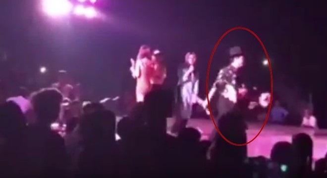 Hết bị ném chai, Trường Giang lại suýt 'gặp nạn' tại nhà thờ tổ của Hoài Linh - Ảnh 1