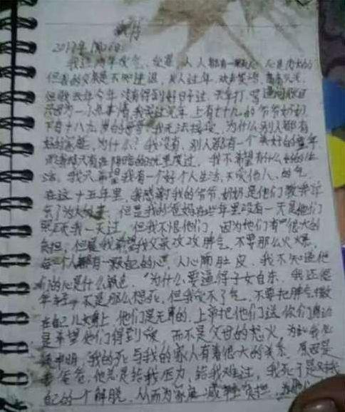 'Khi con chết, cha sẽ được hạnh phúc', lời trăn trối đầy ám ảnh của cậu bé tự tử vì bị cha bạo hành - Ảnh 1