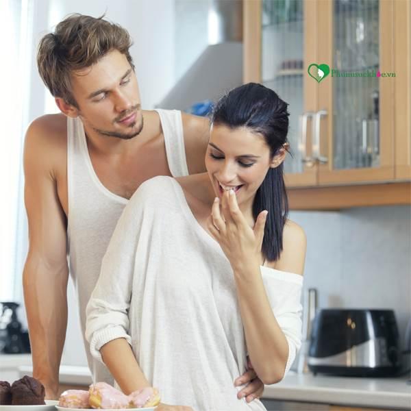 6 thực phẩm càng ăn càng tăng ham muốn với 'chuyện ấy' - Ảnh 1