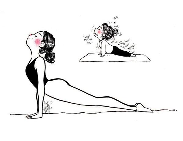 Nỗi khổ muôn đời mà chỉ những người mới tập yoga mới hiểu - Ảnh 11