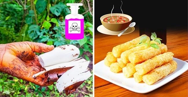8 loại thực phẩm có thể gây hại đến sức khỏe của bạn - Ảnh 1