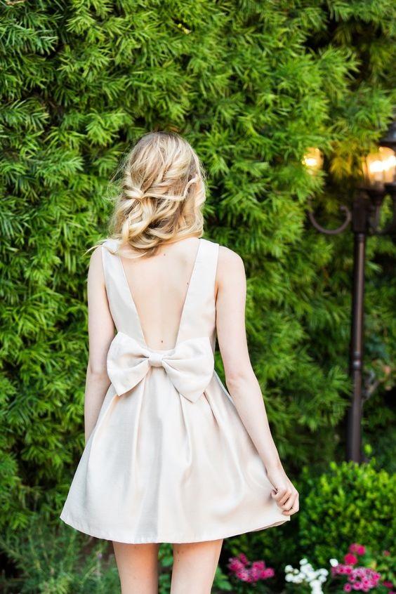 Váy cưới ngắn - xu hướng mới cho mùa cưới năm nay - Ảnh 5