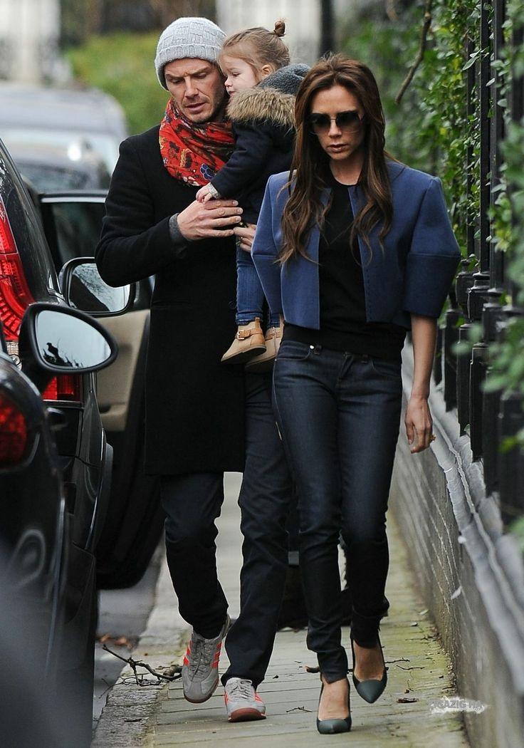 Bất ngờ với cách thể hiện tình yêu dành cho vợ của David Beckham - Ảnh 9