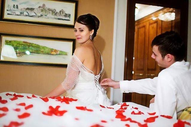 Trong đêm tân hôn không nên kỳ vọng quá nhiều vào bạn đời