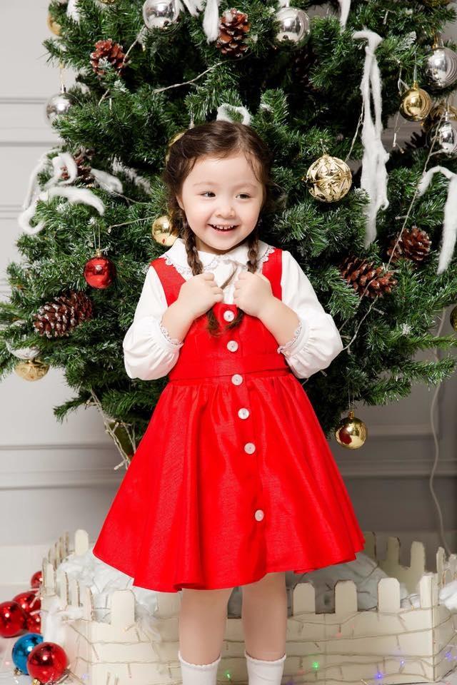 Con gái Elly Trần lại khiến fan phát sốt với hình ảnh xinh như công chúa - Ảnh 2