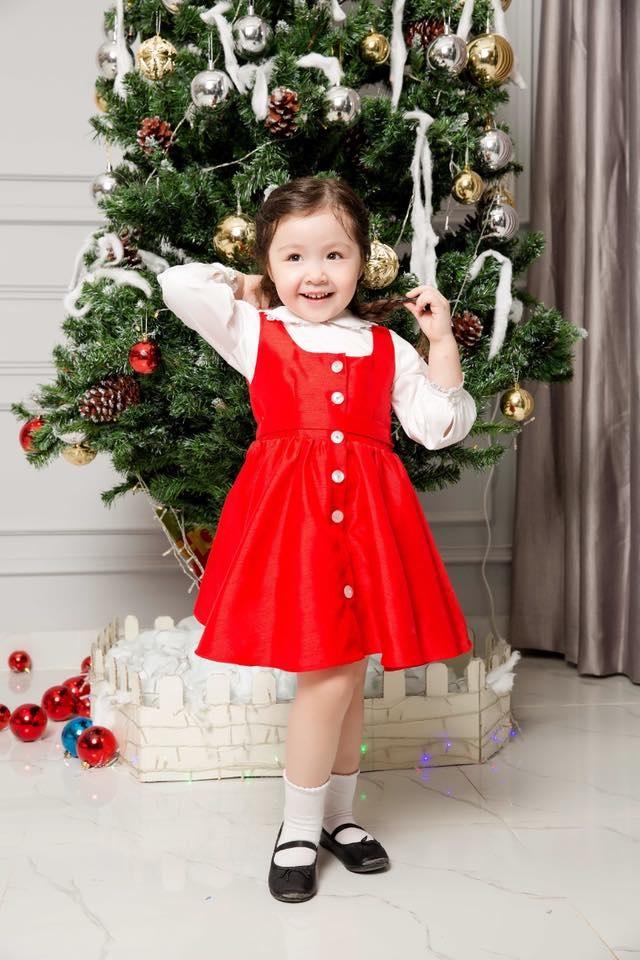 Con gái Elly Trần lại khiến fan phát sốt với hình ảnh xinh như công chúa - Ảnh 3