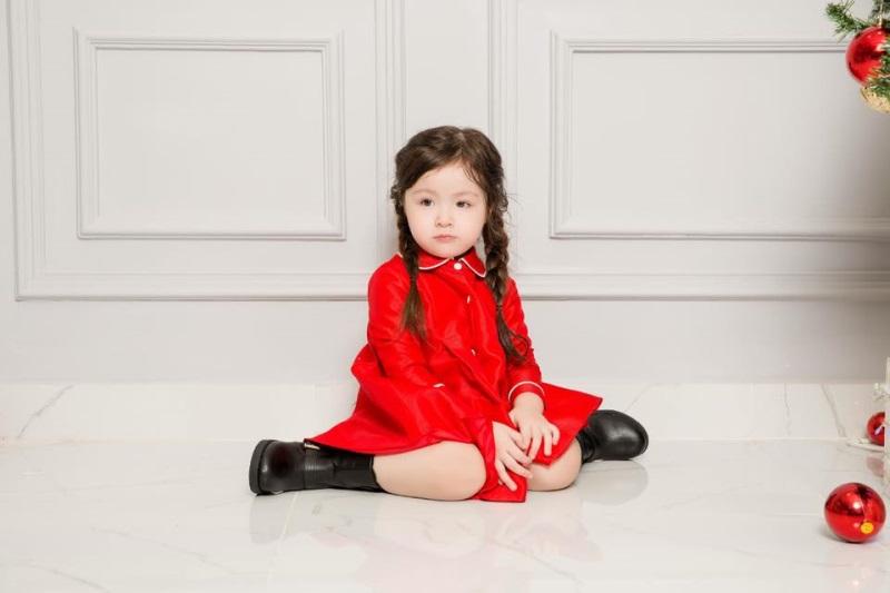 Con gái Elly Trần lại khiến fan phát sốt với hình ảnh xinh như công chúa - Ảnh 5